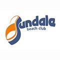"Логотип: пляжный клуб (beach club) ""Сандали   SunDale"""