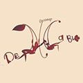 """Логотип: ресторан """"ДежаВю"""""""