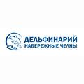 """Логотип: набережночелнинский дельфинарий """"Дельфинарий"""""""