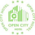 "Логотип: отель, гостиница ""Опен Сити | Open City Hotel"""