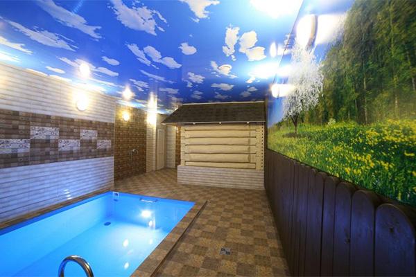 """Фото: сауна, баня, гостиница """"Сакура"""""""