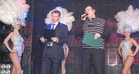 """""""Челны Night Life Awards-2009"""" Итоги:"""
