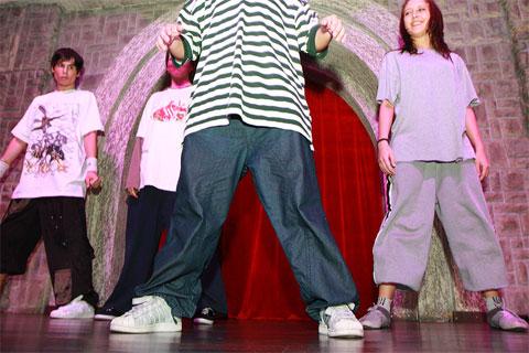 Ежегодная битва танцоров в Опере