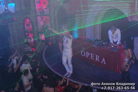 Ночной клуб Опера отметил свой 2-й день рождения!