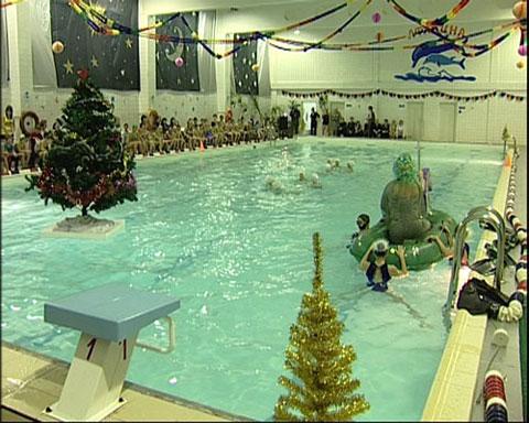 Новый Год – праздник на воде!