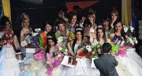 2-ой год подряд «Мисс Вуз» стала студентка КамГАФКСиТ.