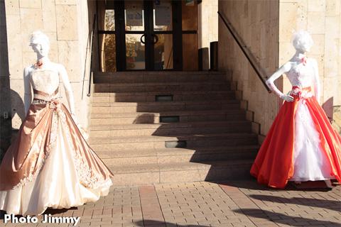 Открытие бутика свадебного и вечернего платья «Malinelli»!