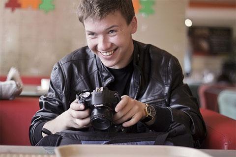 Интервью с клубным фотографом Артемом Ивановым
