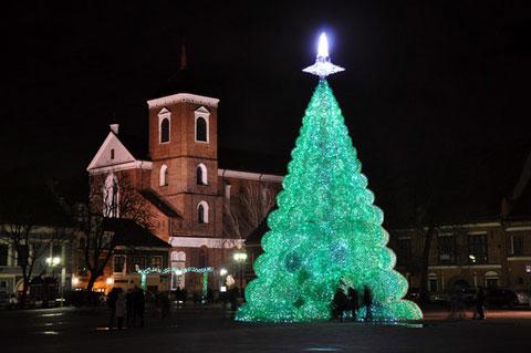 Самые необычные Новогодние елки со всего мира!