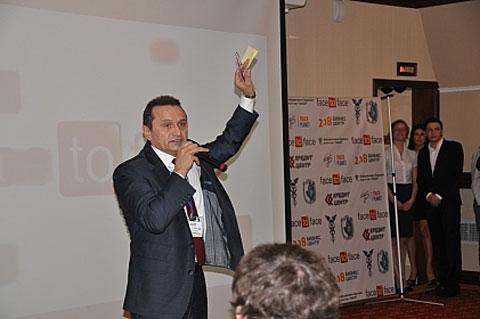 Деловое сообщество Челнов приняло участие во встрече face to face!