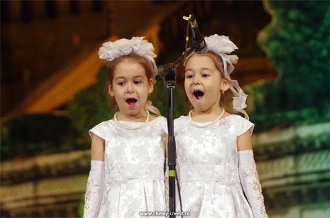 Челнинские близнецы талантливы во всем: танцуют, поют, сочиняют стихи
