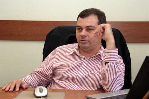 Денис Нитенко: «Мне везет!»