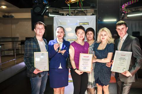 Глас города: «Выбирай» вручил народную премию «Золотая вилка»