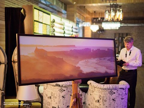 Выставка фоторабот Рустама Шейха