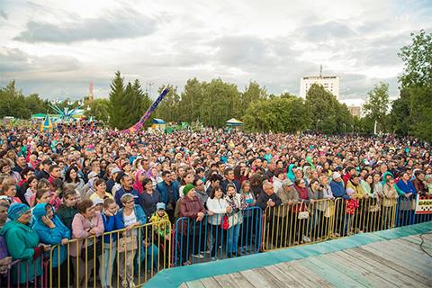 "Open Air  от  ""Татар Радиосы"". Набережные Челны, 9 август 2018"
