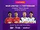 Прямая трансляция матча Манчестер Юнайтед - Тоттенхэм от Okko Спорт в кинотеатре СИНЕМА ПАРК